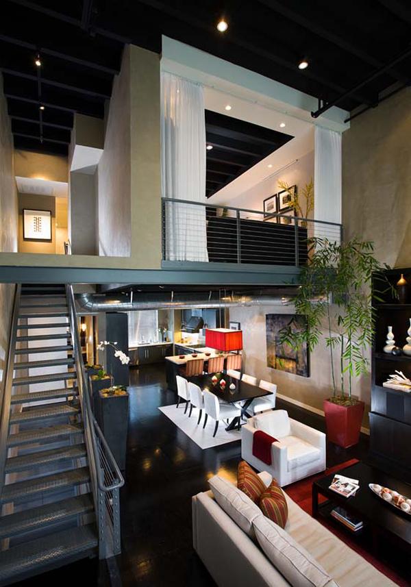 CP Loft Modern Interior Design 600