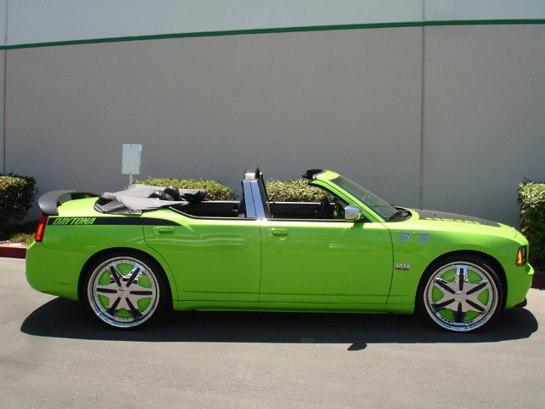 Dodge Charger All Wheel Drive >> Charger Convertible
