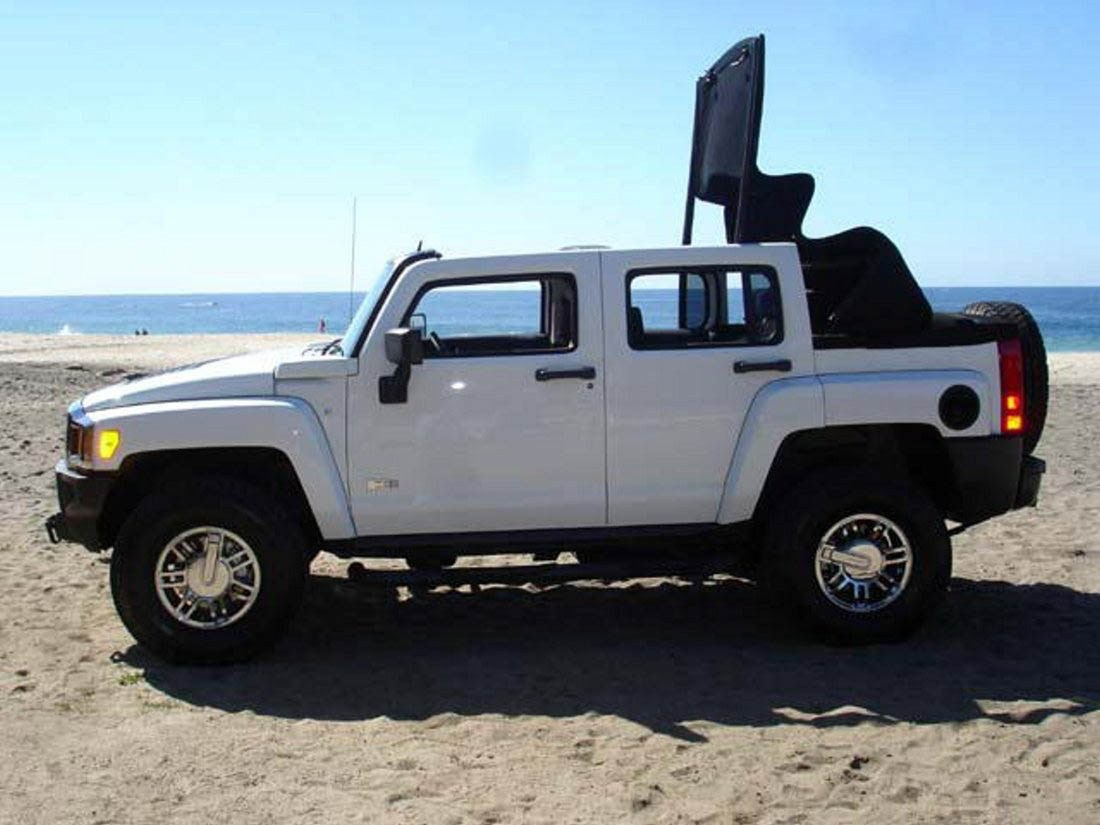 Hummer h3 convertible h3 wh td3 vanachro Images