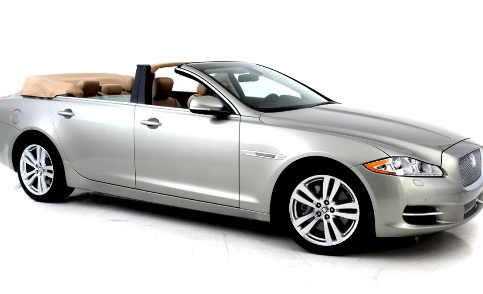 Jaguar XJL Convertible