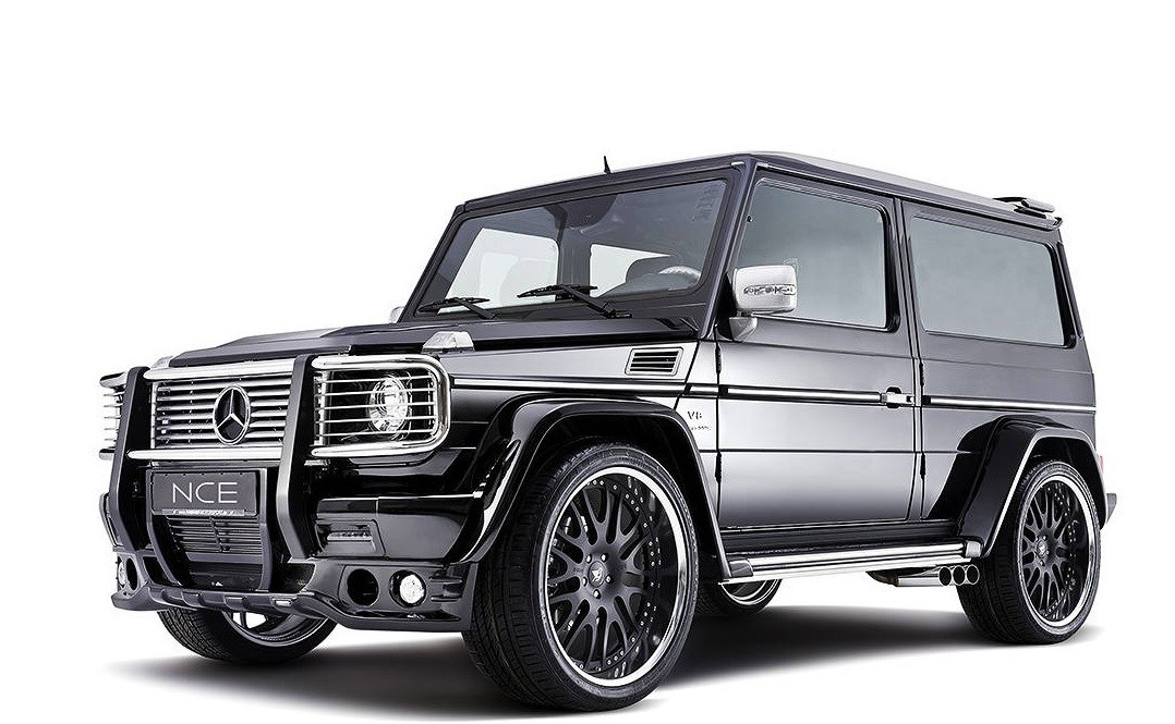 Mercedes g 2 door for Mercedes benz g class cabriolet