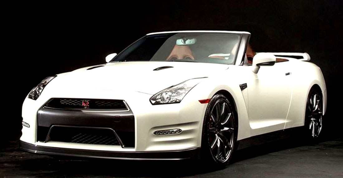 nissan gtr convertible. Black Bedroom Furniture Sets. Home Design Ideas