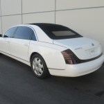 Maybach Landaulet Rear3
