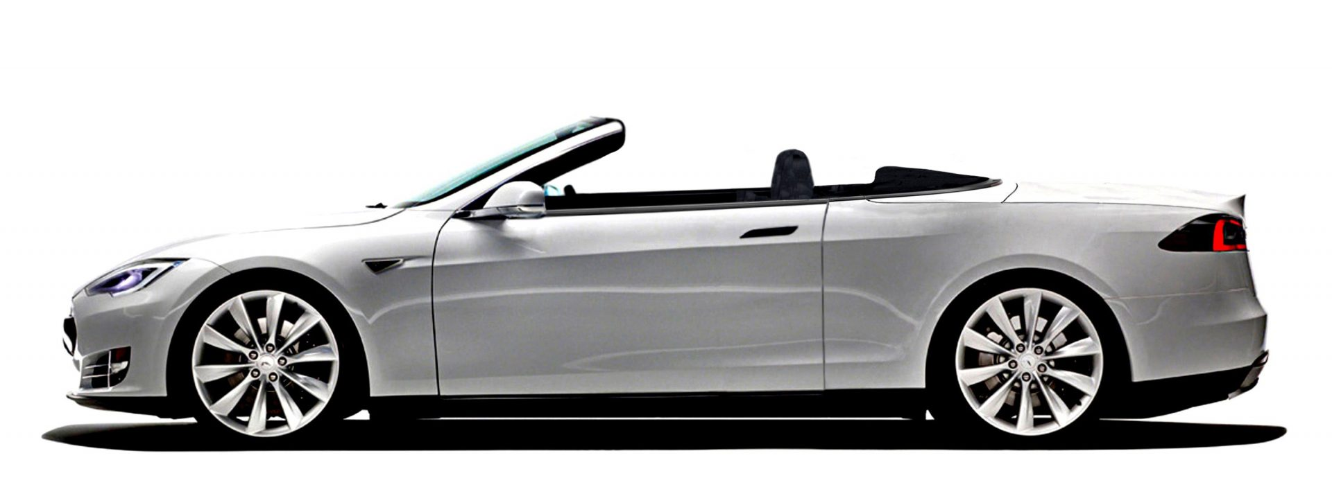 Tesla Model S Custom >> Tesla S 2 door Convertible