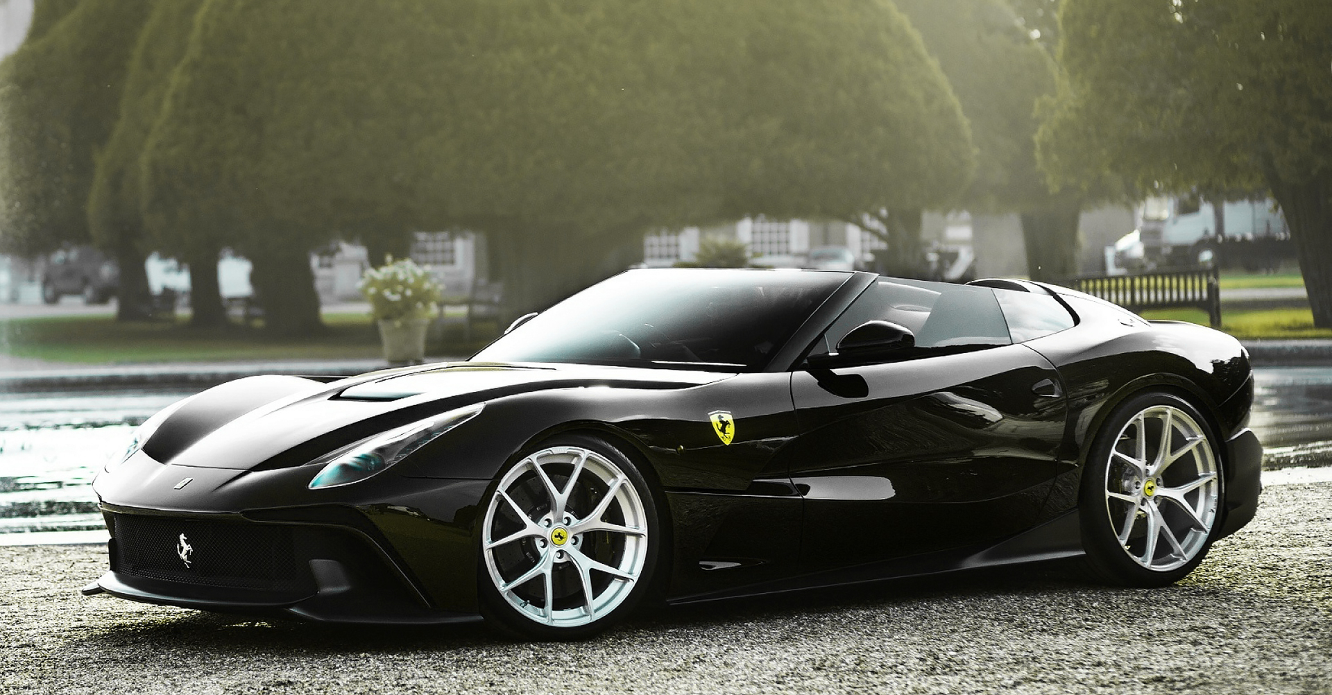 custom ferrari f12 tdf with Ferrari F12 Trs on 2016 novitec rosso ferrari f12 n largo s Wallpapers together with Ferrari F12 Trs likewise Best White Ferrari likewise 2018 Ford Gt500 in addition Gordon Ramsay Boasts Brand New 1million Ferrari Collecting Dealership.