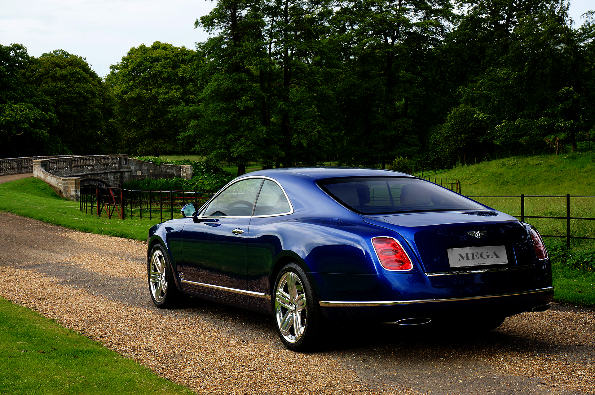 Bentley Mulsanne Coupe – NCE