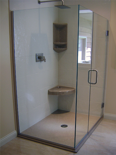 Rhode Island Shower Door