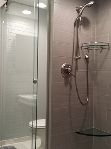 Shower door ri