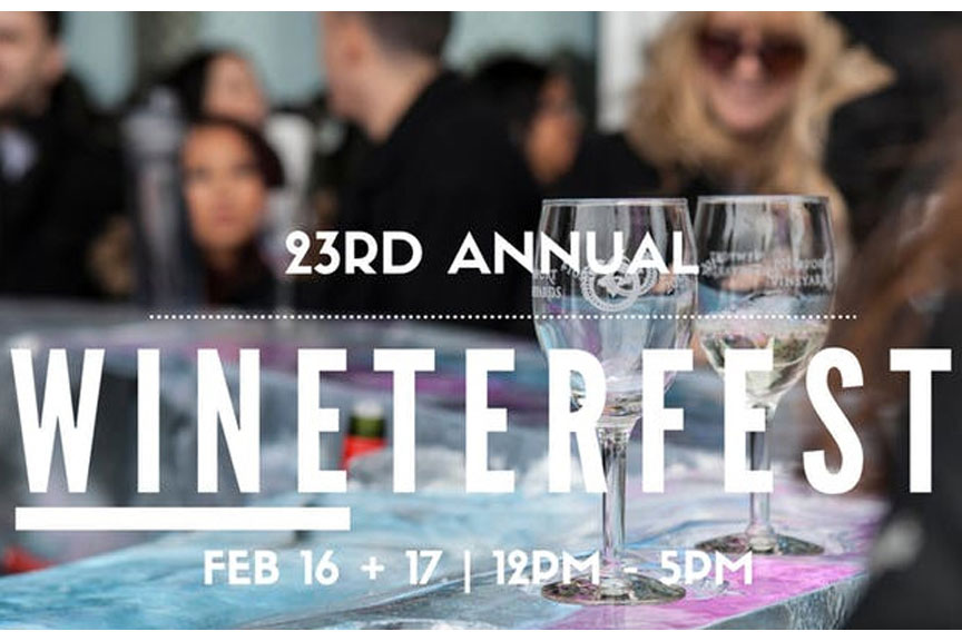 Don't Miss Newport WINEterfest Weekend 2019!