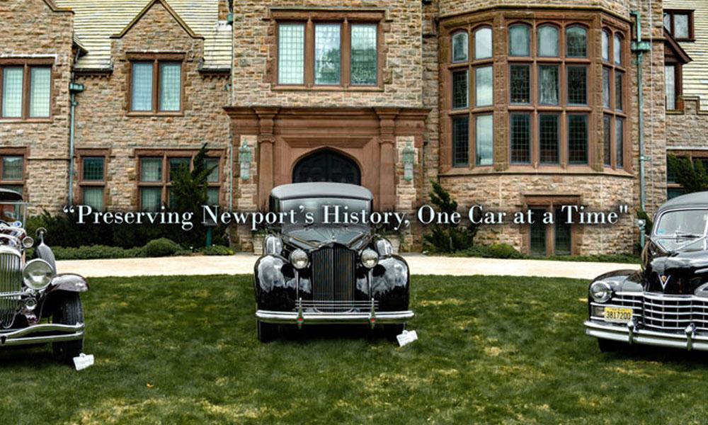 Audrain Cars   Newport Inns of Rhode Island
