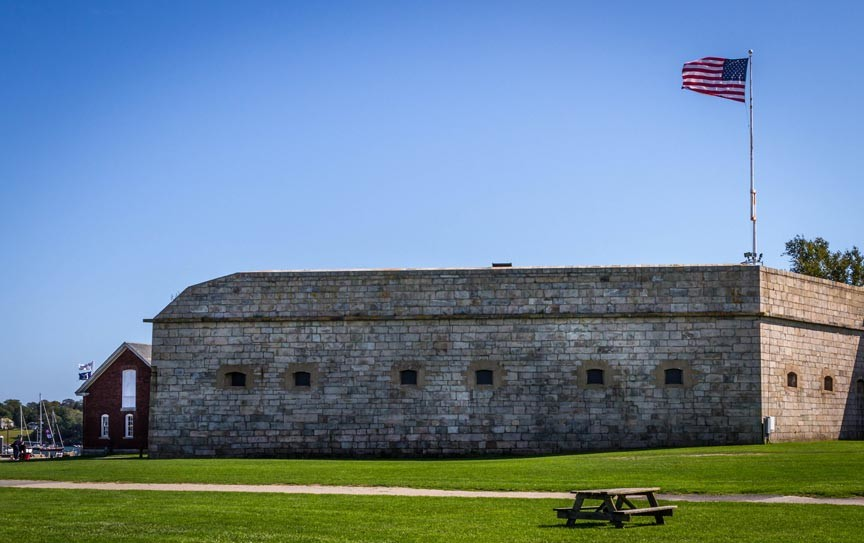 Come Explore Newport's Fort Adams State Park