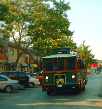 Newport Bus | Newport Inns of Rhode Island