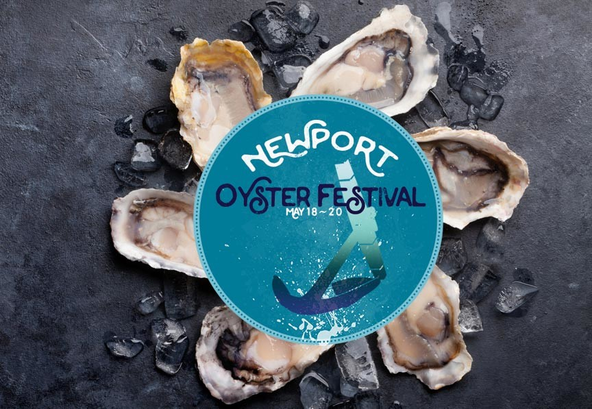 Get Shellfish At Bowen's Wharf Newport Oyster Festival 2018!