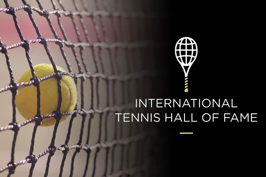 Play Tennis at the International Tennis Hall of Fame!