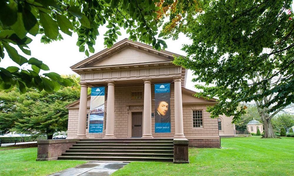 Redwood Library   Newport Inns of Rhode Island