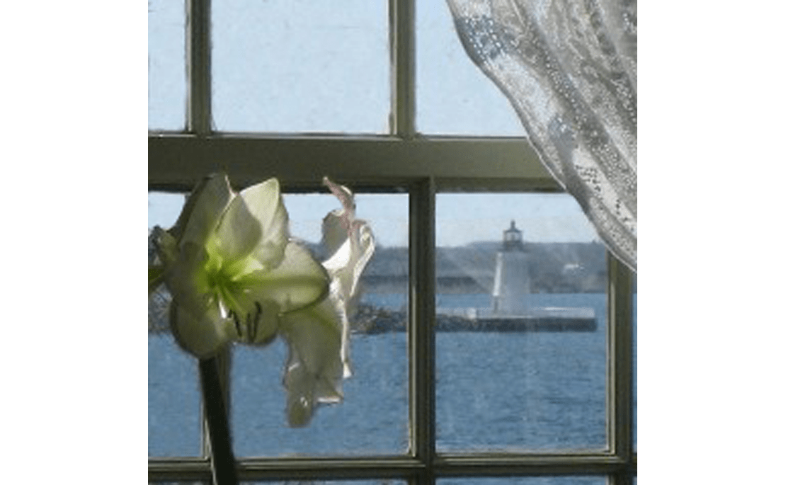 Lighthouse window | Newport Inns of Rhode Island