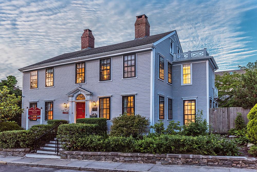 Front of Inn | Newport Inns of Rhode Island