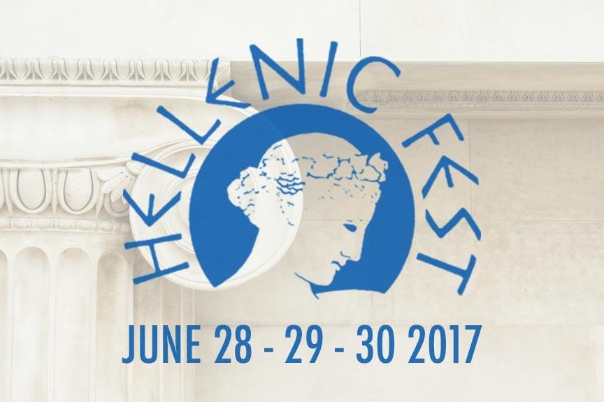 It's All Greek To Me – Newport Hellenic Fest 2017