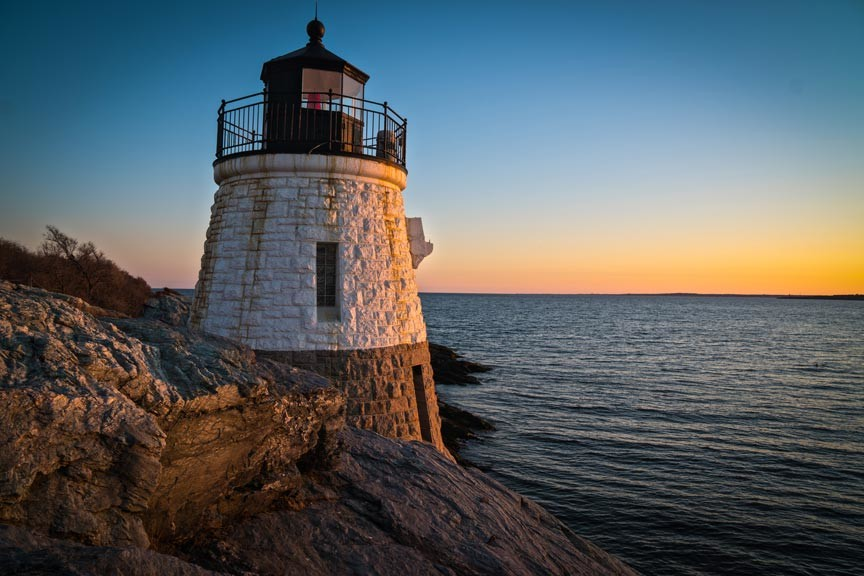 The Newport County Lighthouses of Rhode Island – Part 1