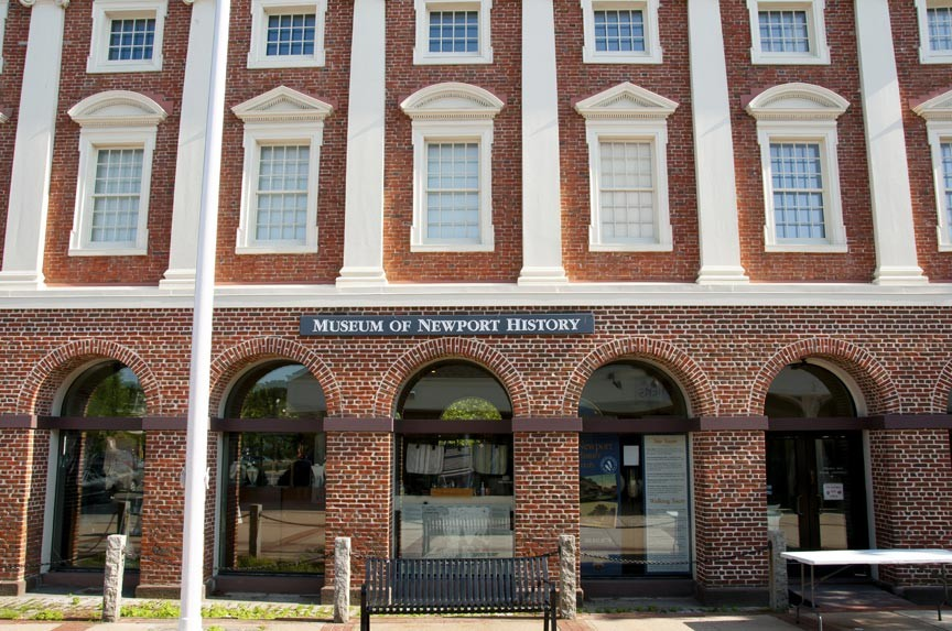 Step Into the Past on a Newport History Tour