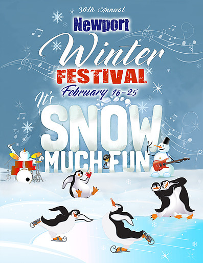 You'll Have Snow Much Fun At Newport Winter Festival 2018!