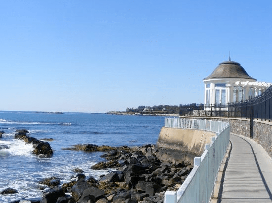 Spend a Spring Day in Newport