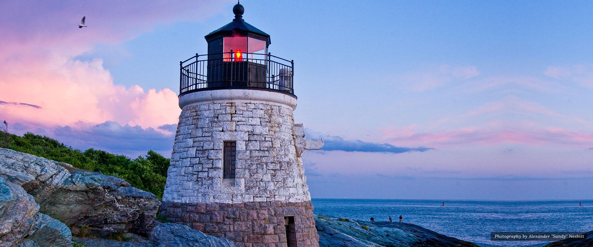 The Lighthouse | Newport Inns of Rhode Island