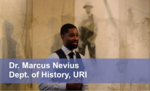Marcus Nevius commentary on exhibit