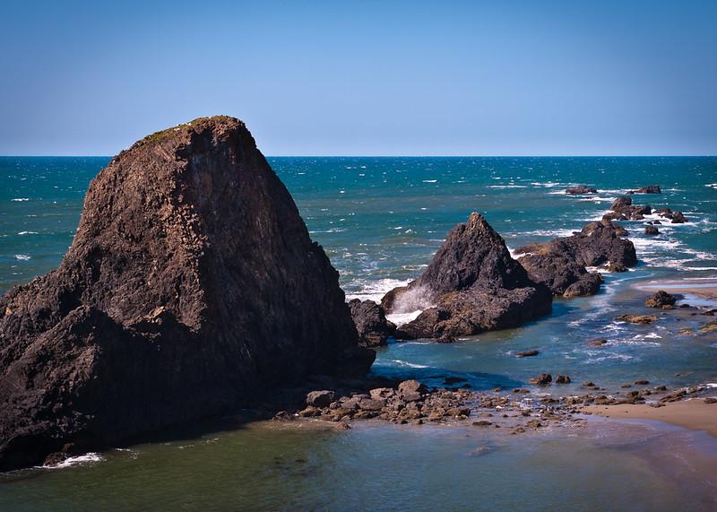 Seal Rock, Oregon
