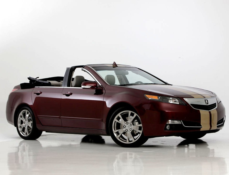Acura TL Convertible