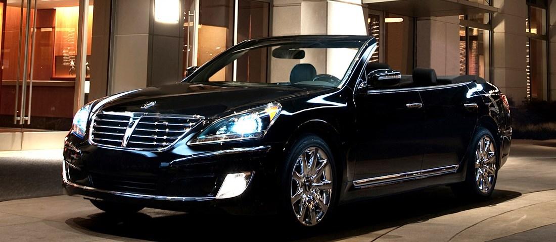 Hyundai Equus Convertible