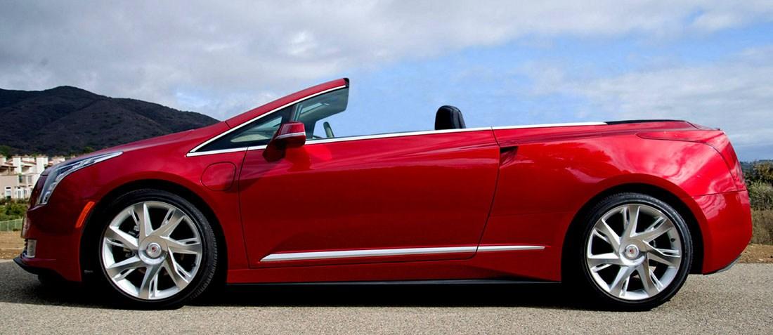 Cadillac ELR Convertible