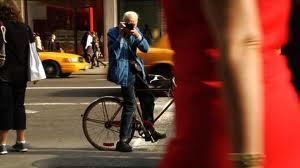 Hit Me With Your Best Shot! Bill Cunningham New York