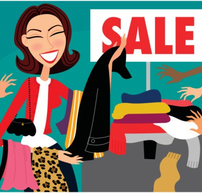 Bellevue Avenue Sidewalk Sale and Helly Hansen Promises Weekend Bargains
