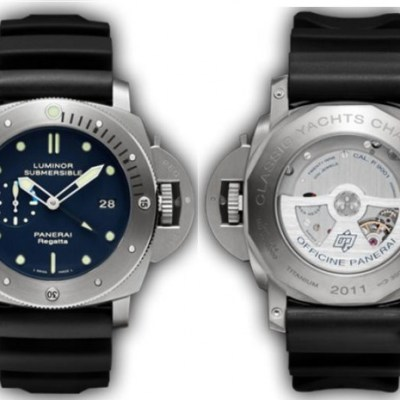 Panerai Classic Yachts Challenge Wraps in Newport with the Release of New Luxury Timepiece
