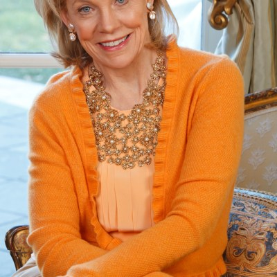 An Afternoon with Bettie Bearden Pardee, Author of Living Newport: Houses, People, Style