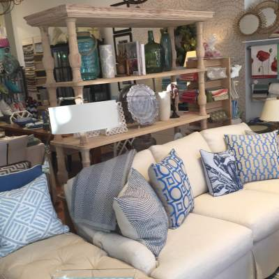 Interior Design Insider: Lou Lou's Decor Nestles Well into Newport