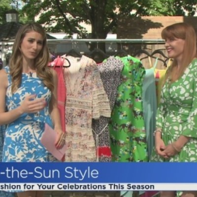 Hello, Summer Dresses! Live from The Rhode Show