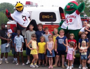 Community Organization Individual Events Summer Fun 2007