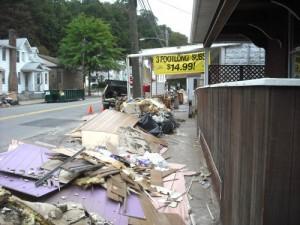 Flood of 2011: Shickshinny
