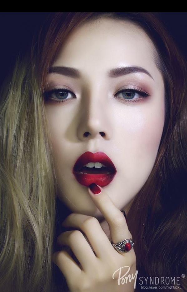 女子力-韓國彩妝天后Pony樸惠敃07 – 讓女人在學習中作回自己。