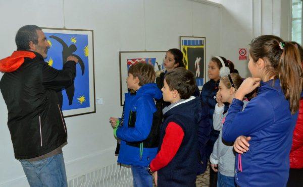 Prima mea intalnire cu Henri Matisse2
