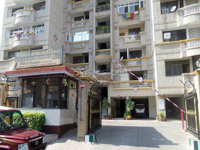 Cghs Group Delhi Mahavir Apartments Sector 22 Dwarka