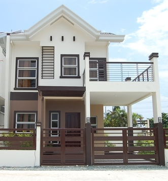 Low Cost Minimalist House Design Philippines Novocom Top