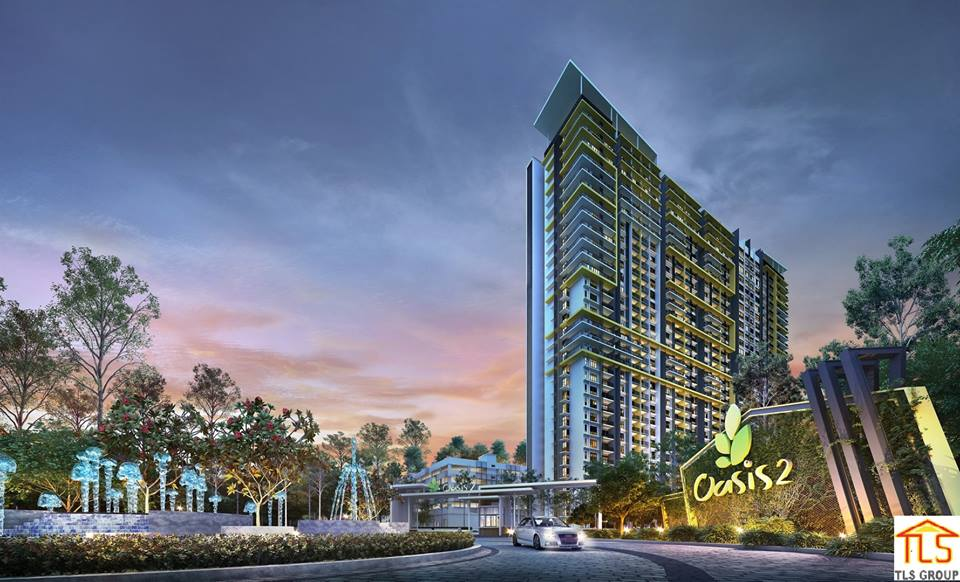 Oasis2 ResidenceKajang Property Malaysia