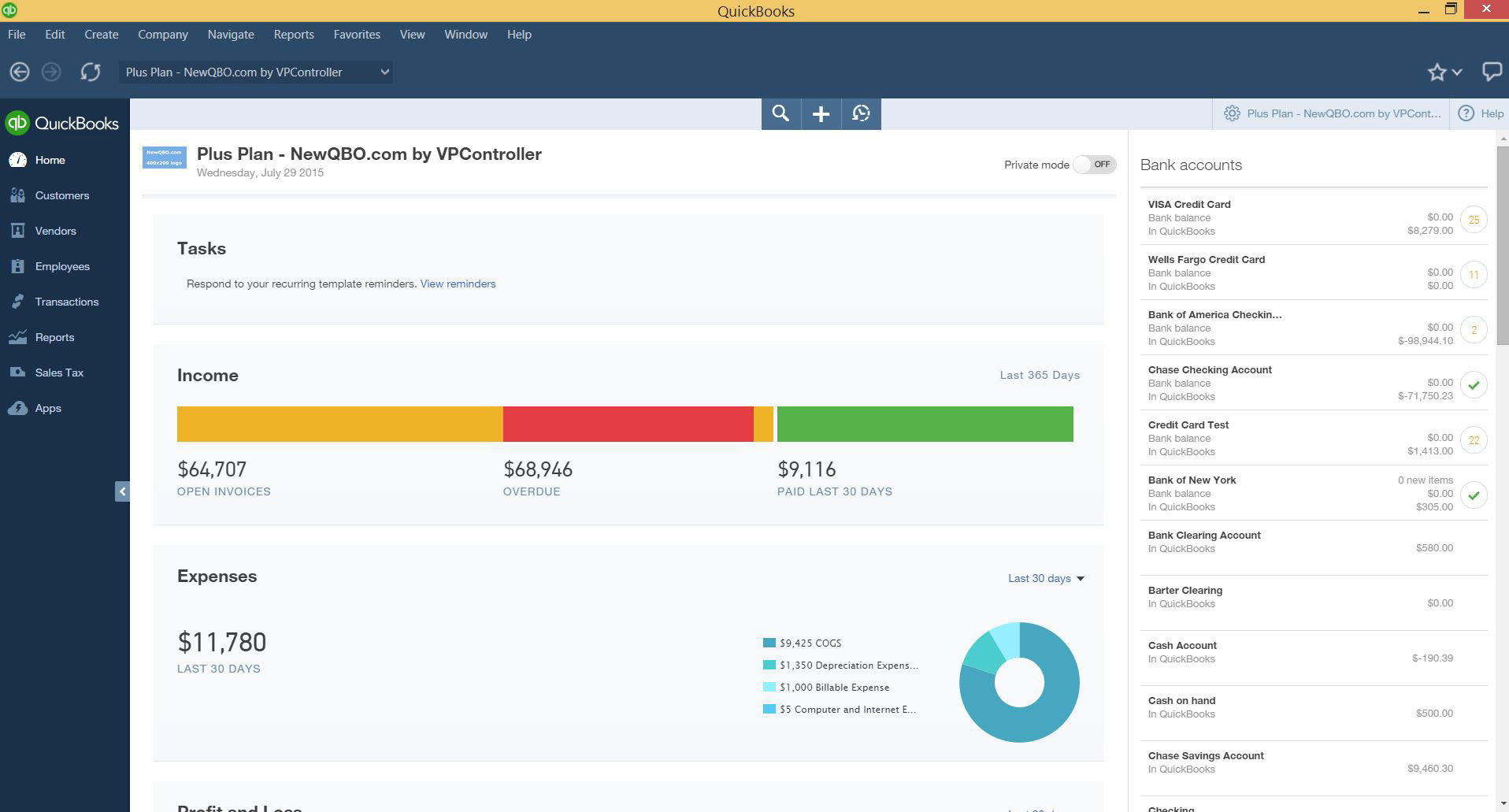QuickBooks Online Accountant App for Windows – NEWQBO.COM