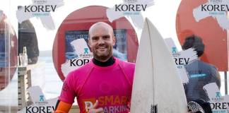 Johnny Fryer surf coaching weekends