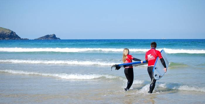 Surf Hire & Lessons, surfing and bodyboarding equipment