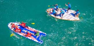 Racing Super SUP
