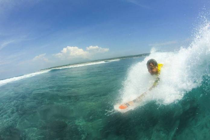 Body Surf Hand Plane Lessons